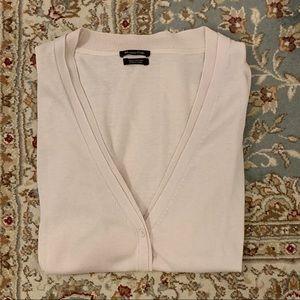Massimo Dutti Silk & Cotton Cardigan